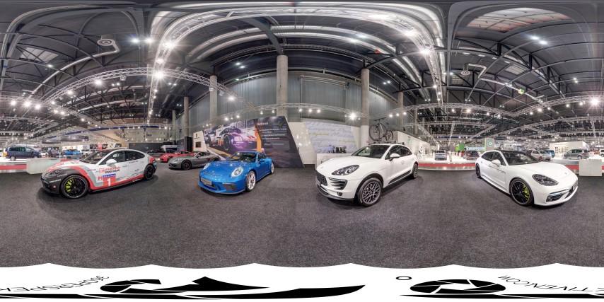 Bild 360° Tour Vienna Autoshow